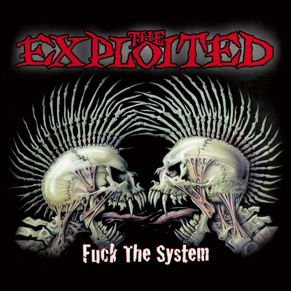 The Exploited - CD - Fuck the System