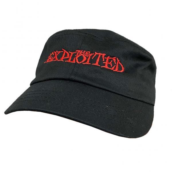 The Exploited - Cap - Logo - [black]