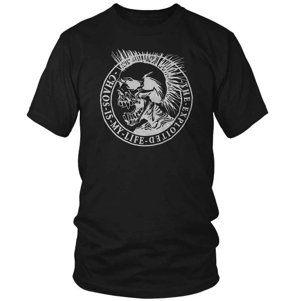 The Exploited - Chaos is my Life T-Shirt [black]