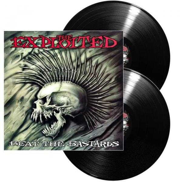 The Exploited - 2LP - Beat the Bastards