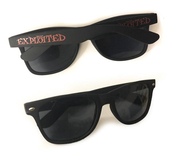 The Exploited - Sonnenbrille