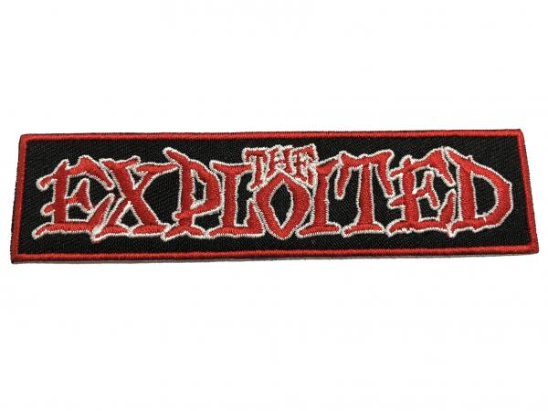 The Exploited - Patch - Logo